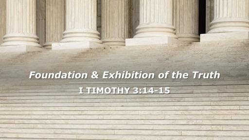 Foundation & Exhibition of Truth
