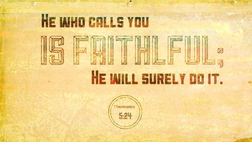 """""""Faithfulness"""""""