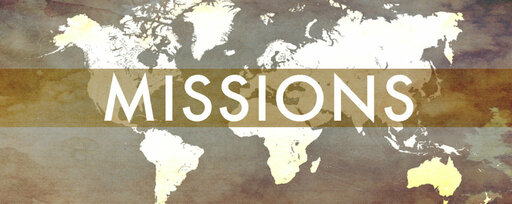 Missions Emphasis 2020