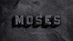 Moses 16x9 PowerPoint Photoshop image