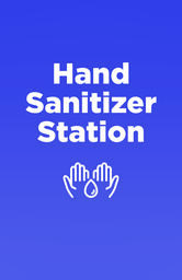 Hand Sanitizer Station  image 2
