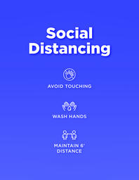 Social Distancing  image 2