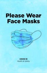 Please Wear Face Masks  image 2