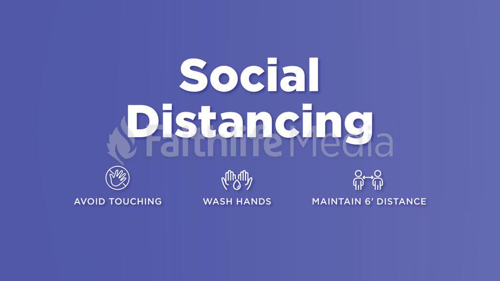 Social Distancing Slides 3 preview