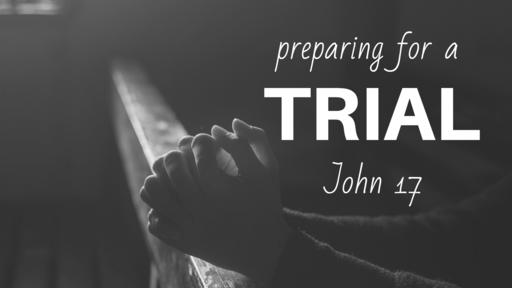 Preparing for a trial