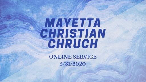 MCC Live Church Service
