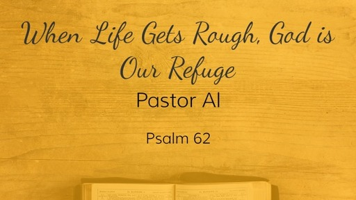 Sunday Morning Service May 31st