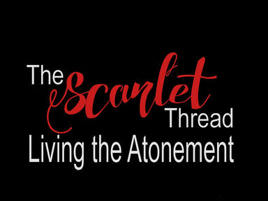 Living the Atonement
