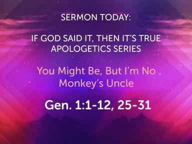 MAY Sunday Worship- Apologetics Series