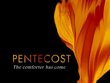 2020.05.31a Pentecostal; To Be or Not To Be