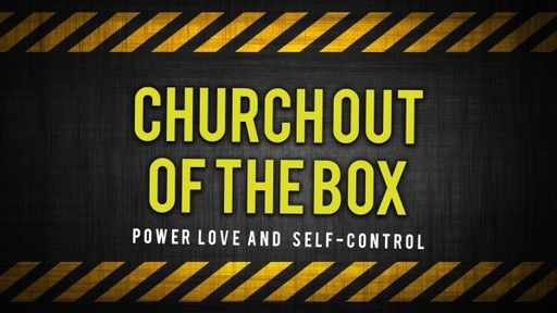 Church out of the Box 3
