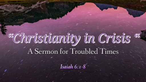 Sermons for Troubled Times