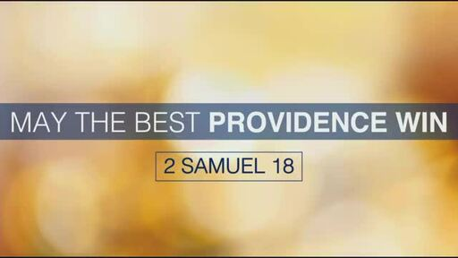 May the Best Providence Win!