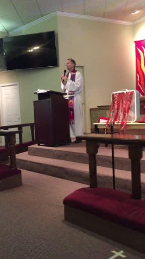 5/31/2020 Pentecost sermon