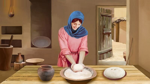 4. Parable of the leaven - Sunday May 31, 2020
