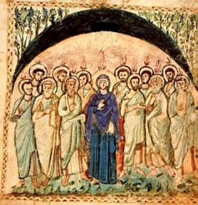 Pentecost as Presence