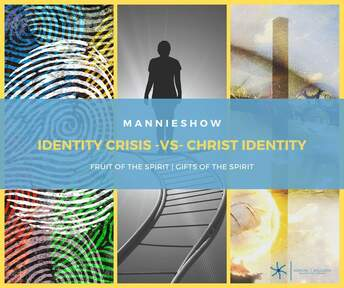 IDENTITY CRISIS -vs- CHRIST IDENTITY
