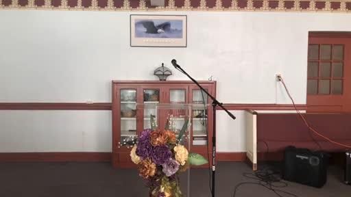 SUNDAY WORSHIP SERVICE - 5.24.20