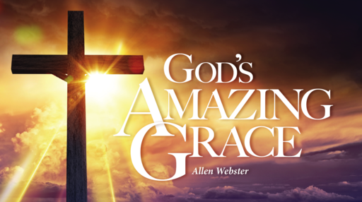 Not I, But Christ and His Grace