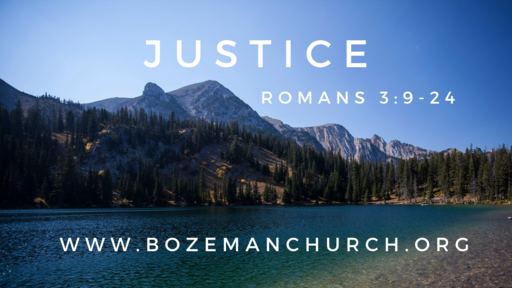Righteousness = Justice