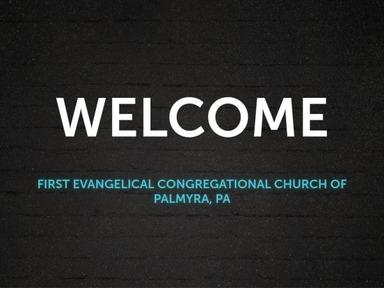 Sunday Worship June 7, 2020