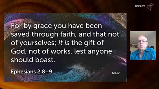 260420 Teaching - Dave Food - What is so Amazing about Grace