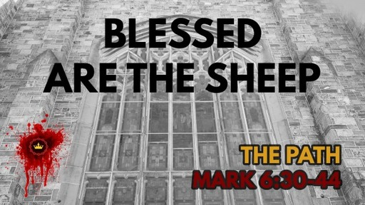 Bless Are The Sheep: Mark 6:30-44