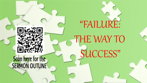 Failure: The Way To Success