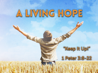 Keep It Up! (1 Peter 3:8-22)