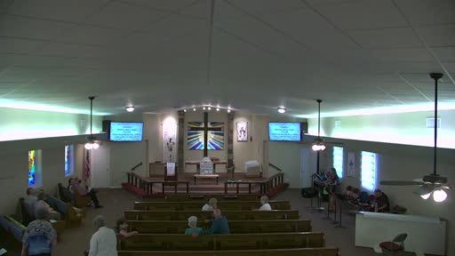 6/07/2020 Trinity Sunday