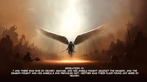 WAR IN HEAVEN AND WRATH ON EARTH