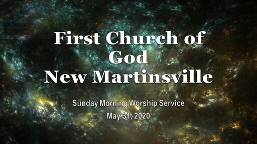 Sunday Morning Worship - 5-31-20