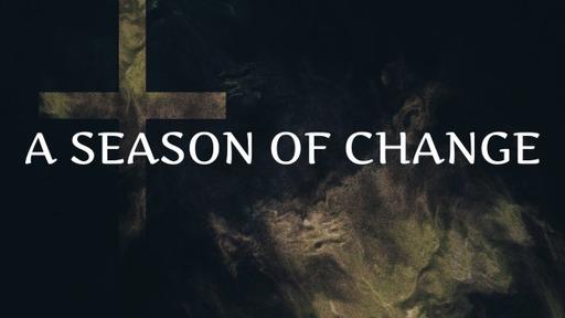 Change Is Coming-El Cambio Viene
