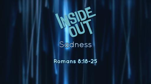 Inside Out - Sadness