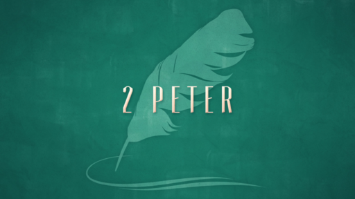 #13 - 2 Peter 1:8-9 Audio