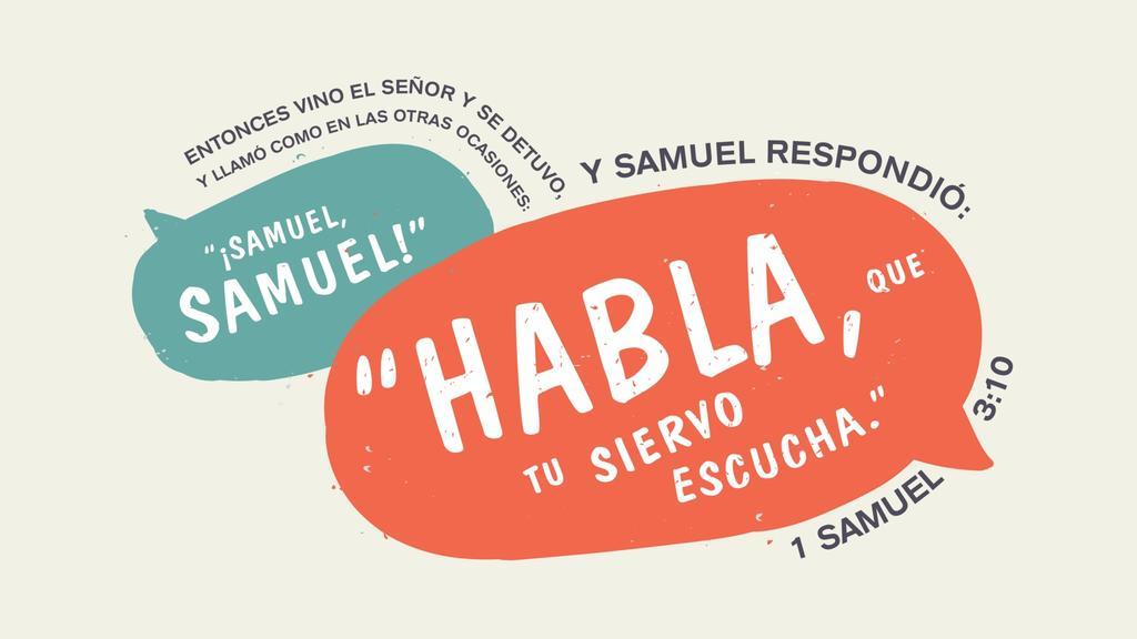 1º Samuel 3.10 large preview