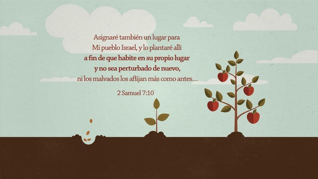 2º Samuel 7.10 large preview
