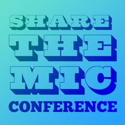 Share The Mic Conference Social Square image