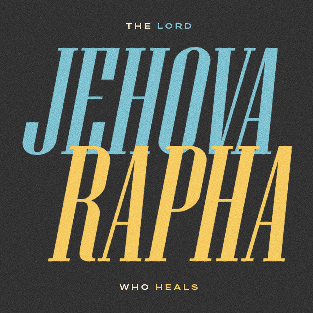 Jehova Rapha large preview