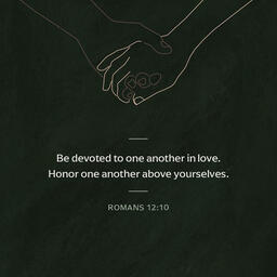 Romans 12:9  image 1
