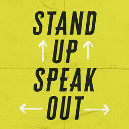 Stand Up Speak Out  image 1