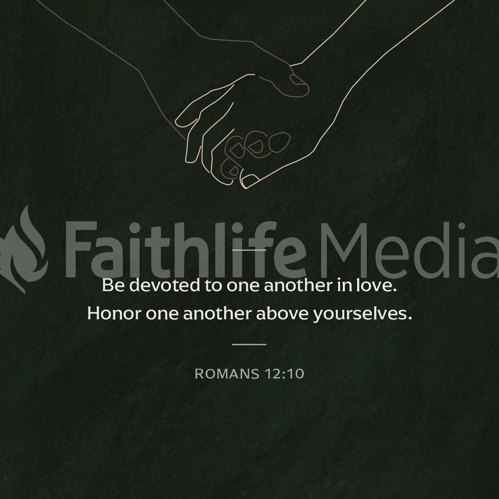 Romans 12:9 large preview