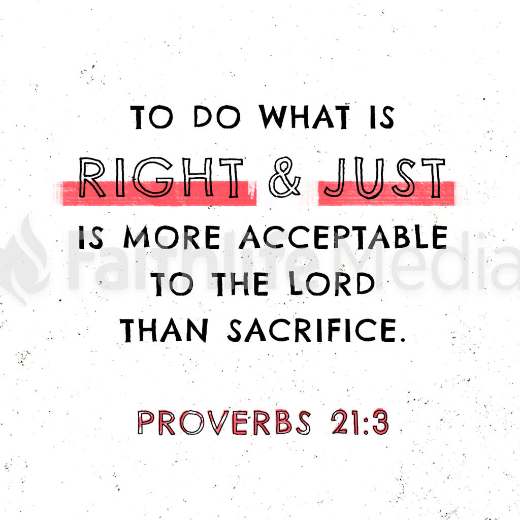 Proverbs 21 3 Social Square5 preview