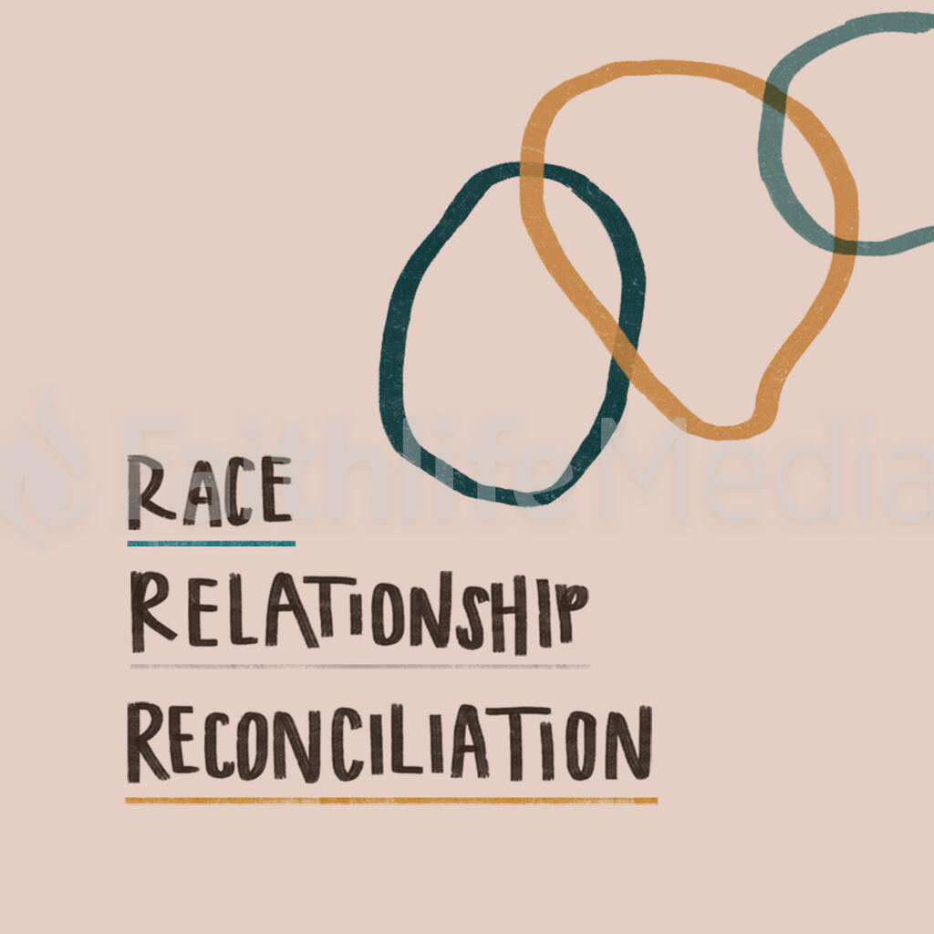 Race Relationship Reconciliation large preview