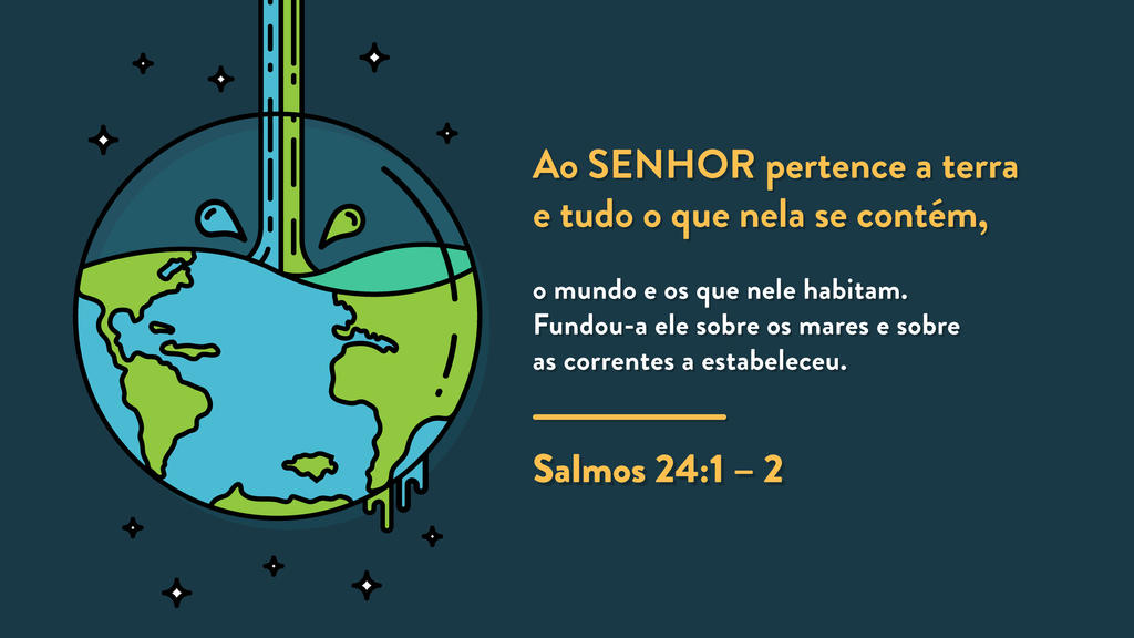 Salmo 24.1–2 large preview