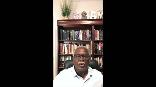 Blessing Your Children - Part I (Pastor, Dr. Samuel N. Smith)