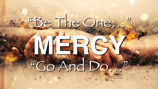 """2020-06-14 Mercy: """"Go After The One"""" - James Miller, Jr"""