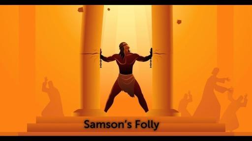 Samson's Folly