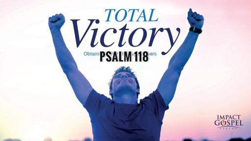 Total Victory (Live Reopening Message)