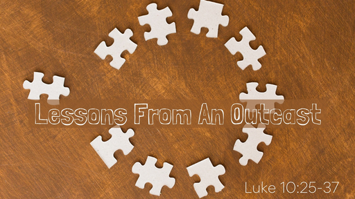 Lessons From An Outcast